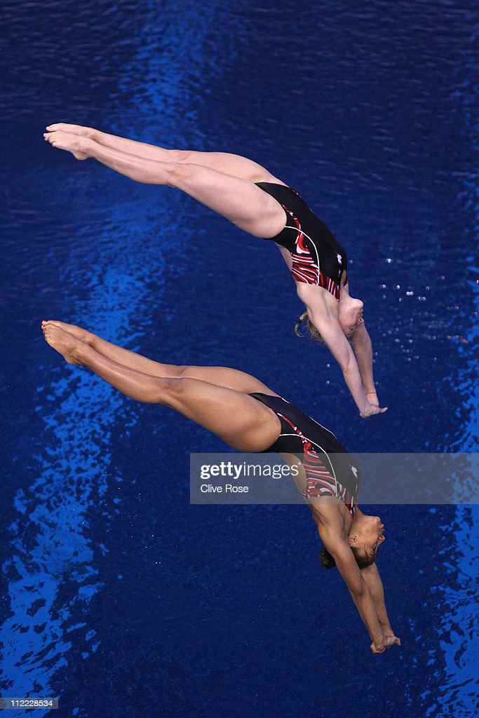 FINA Diving World Series - Day One
