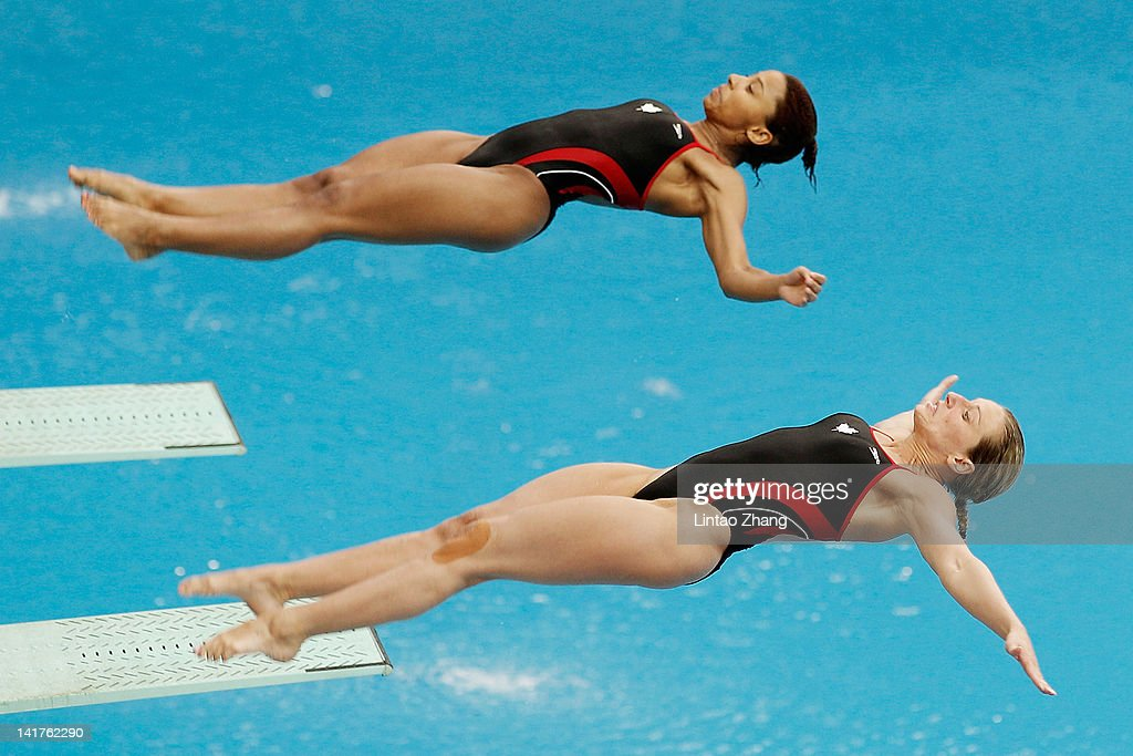 FINA Diving World Series 2012  - Day 1