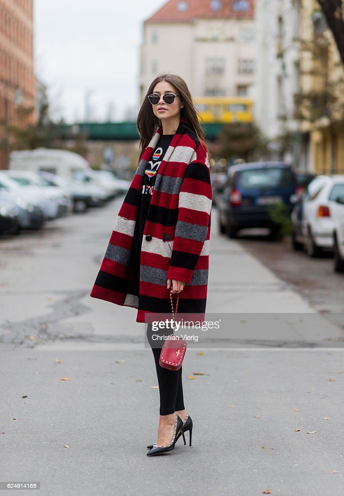 Street Style In Berlin - November, 2016 : News Photo