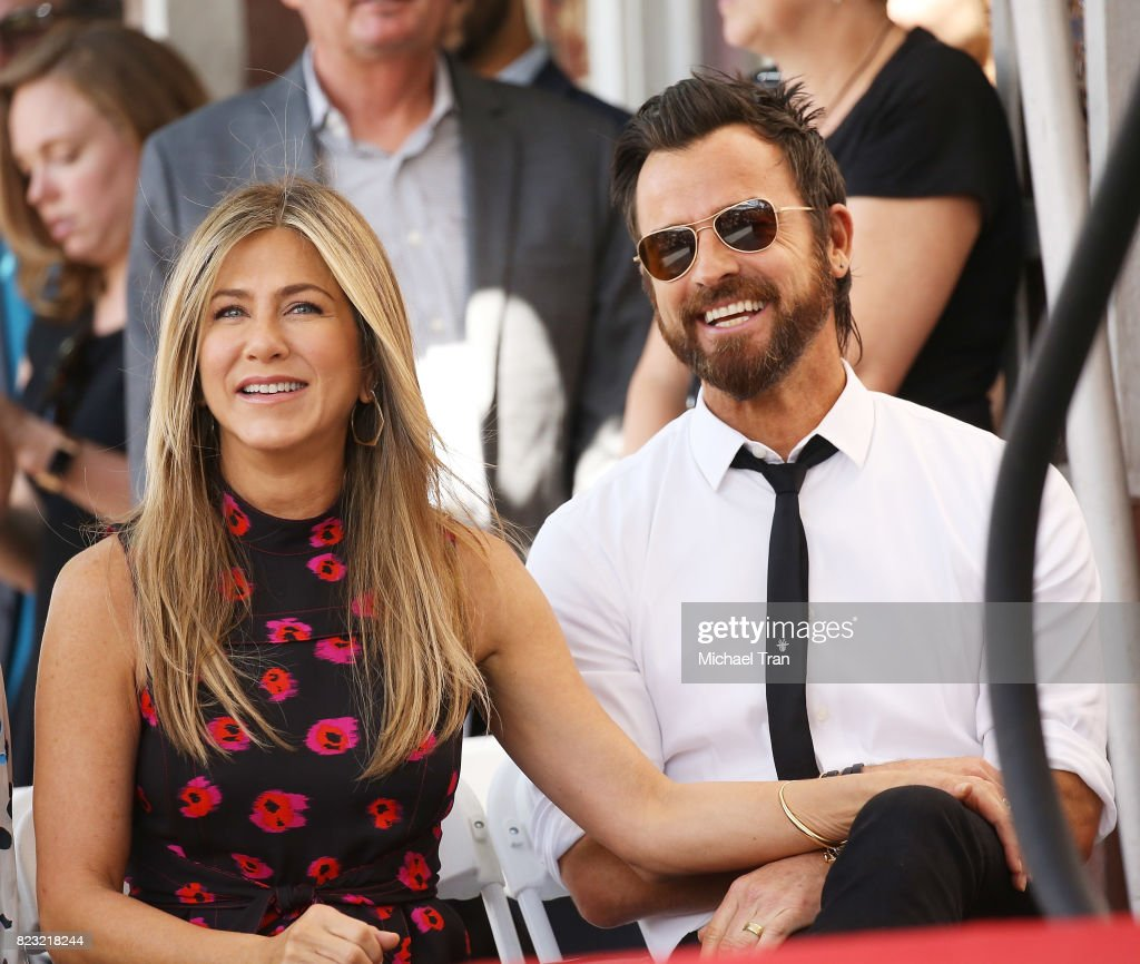 Jason Bateman Honored With Star On The Hollywood Walk Of Fame : News Photo