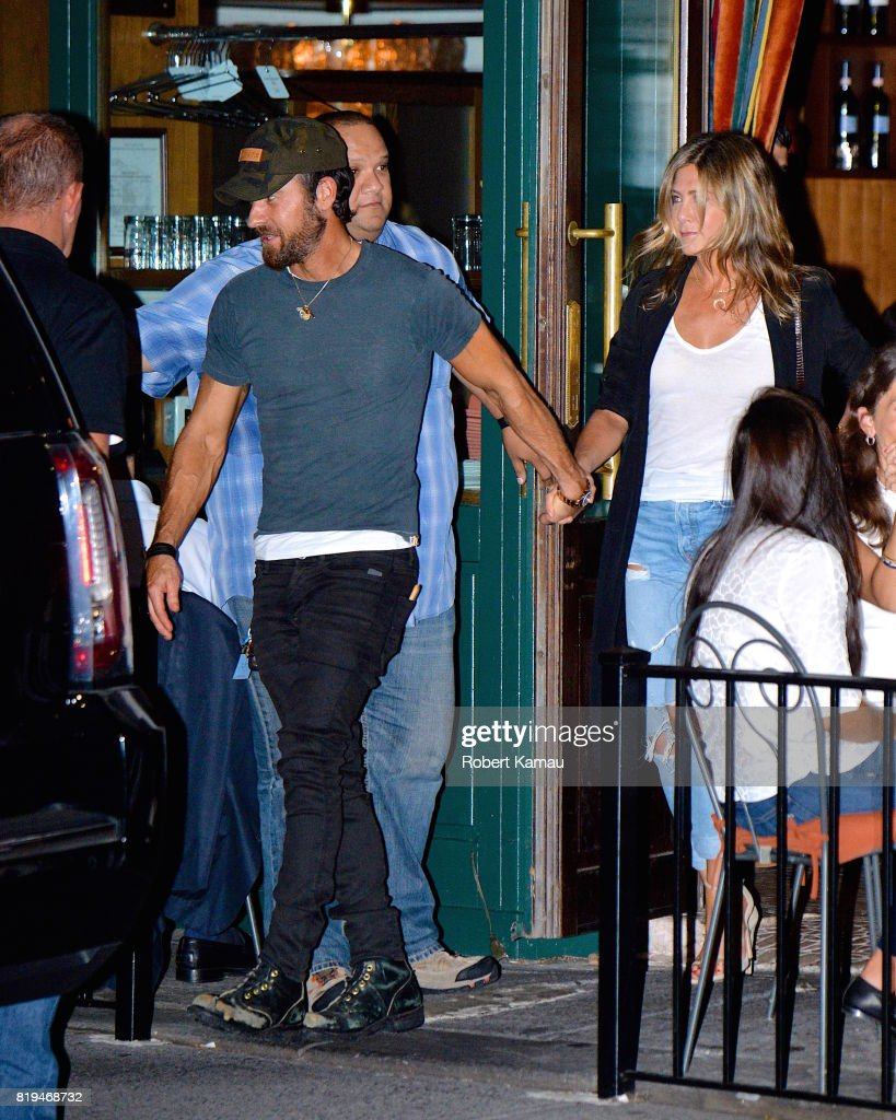 Celebrity Sightings in New York City - July 18, 2016 : News Photo