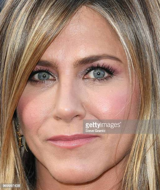 Jennifer Aniston arrives at the American Film Institute's 46th Life Achievement Award Gala Tribute To George Clooney on June 7 2018 in Hollywood...