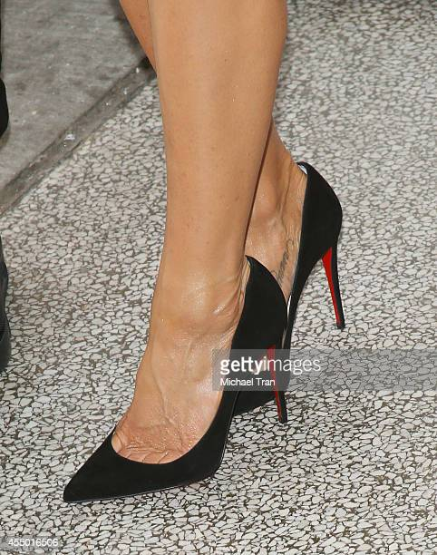 Jennifer Aniston arrives at the premiere of Cake held during the 2014 Toronto International Film Festival Day 5 on September 8 2014 in Toronto Canada