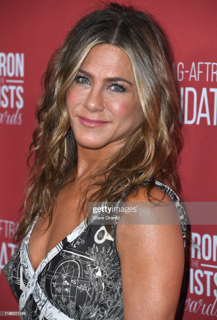 SAG-AFTRA Foundation's 4th Annual Patron Of The Artists Awards - Arrivals : News Photo