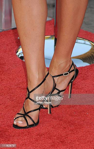 Jennifer Aniston at the Horrible Bosses Los Angeles Premiere at Grauman's Chinese Theatre on June 30 2011 in Hollywood California