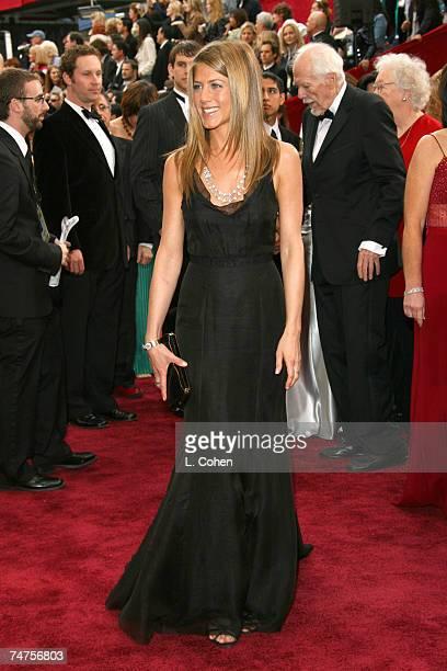 Jennifer Aniston at the Kodak Theatre in Hollywood, California