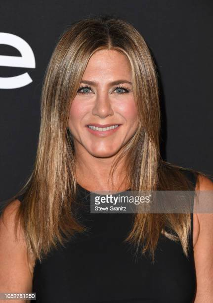 Jennifer Aniston attends the 2018 InStyle Awards at The Getty Center on October 22 2018 in Los Angeles California