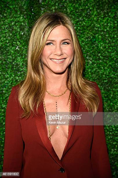 Jennifer Aniston attends the 20th annual Critics' Choice Movie Awards at the Hollywood Palladium on January 15 2015 in Los Angeles California