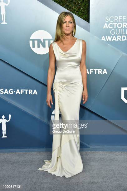 Jennifer Aniston attends the 26th Annual Screen Actors Guild Awards at The Shrine Auditorium on January 19 2020 in Los Angeles California 721430