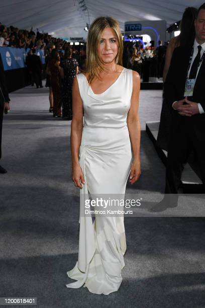 Jennifer Aniston attends the 26th Annual Screen Actors Guild Awards at The Shrine Auditorium on January 19 2020 in Los Angeles California 721407