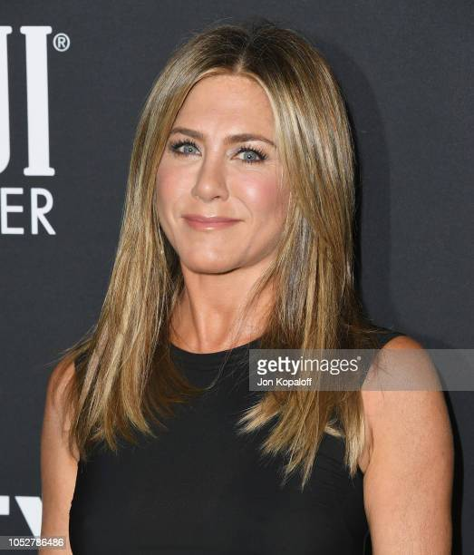 Jennifer Aniston attends the 4th Annual InStyle Awards at The Getty Center on October 22 2018 in Los Angeles California