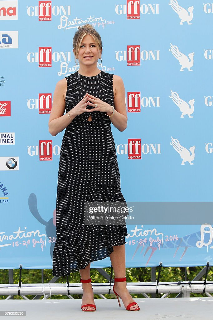 Giffoni Film Festival 2016 - Day 9 : News Photo