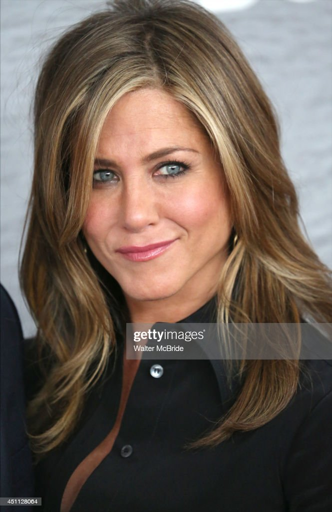 Jennifer Aniston attends 'The Leftovers' premiere at NYU Skirball Center on June 23, 2014 in New York City.