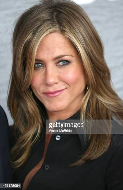 Jennifer Aniston attends The Leftovers premiere at NYU Skirball Center on June 23 2014 in New York City