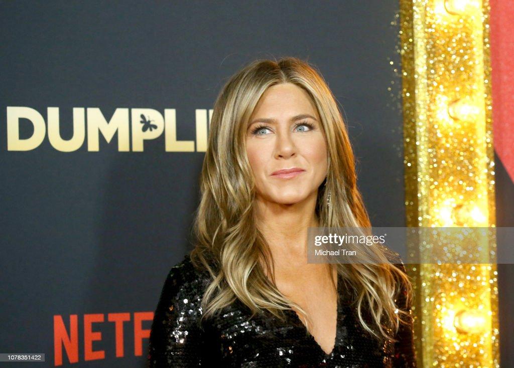 """Premiere Of Netflix's """"Dumplin'"""" - Arrivals : Photo d'actualité"""