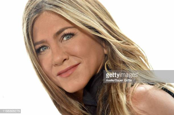 Jennifer Aniston attends the photocall of Netflix's Murder Mystery at Ritz Carlton Marina Del Rey on June 11 2019 in Marina del Rey California