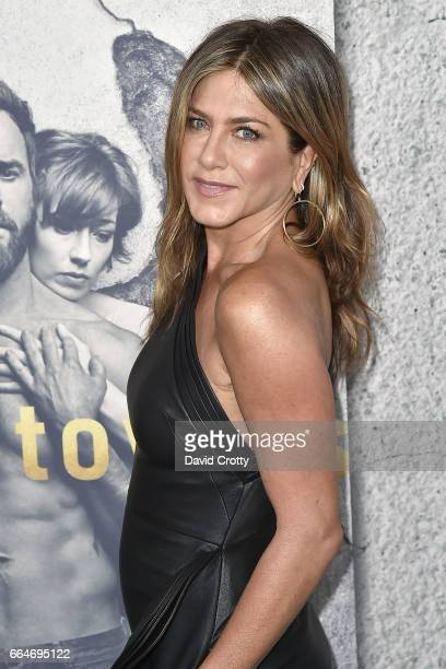 Jennifer Aniston attends the Premiere Of HBO's The Leftovers Season 3 Arrivals at Avalon Hollywood on April 4 2017 in Los Angeles California