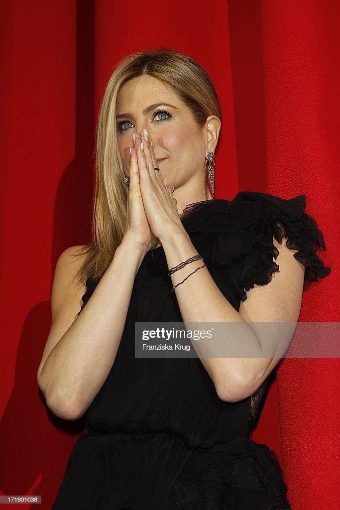 Jennifer Aniston Bei Der Premiere Des Films Meine