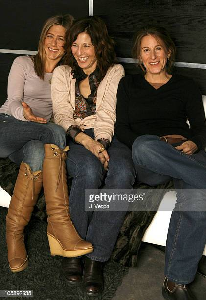 Jennifer Aniston Catherine Keener and Nicole Holofcener