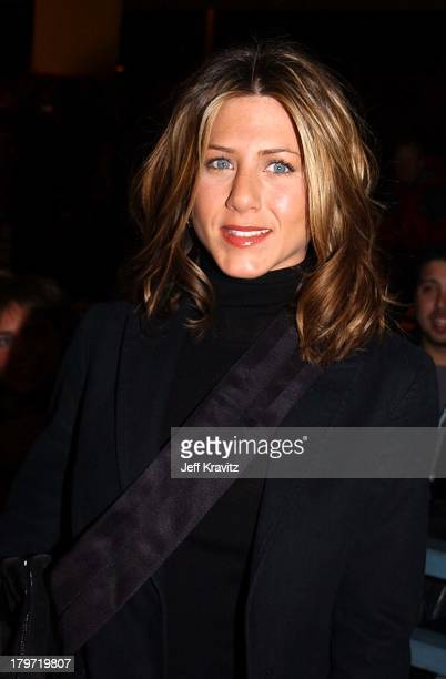 Jennifer Aniston during 2002 Sundance The Good Girl Premiere at Eccles Center For The Performing Arts in Park City Utah United States