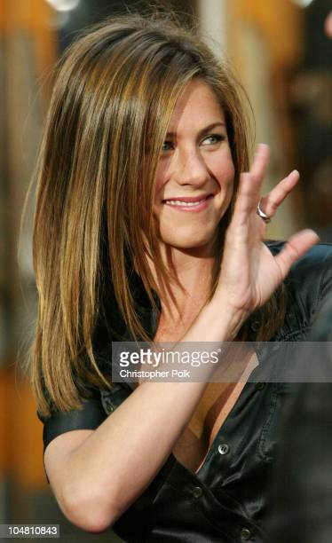 Jennifer Aniston during The World Premiere of Bruce Almighty at Universal Amphitheatre in Universal City California United States
