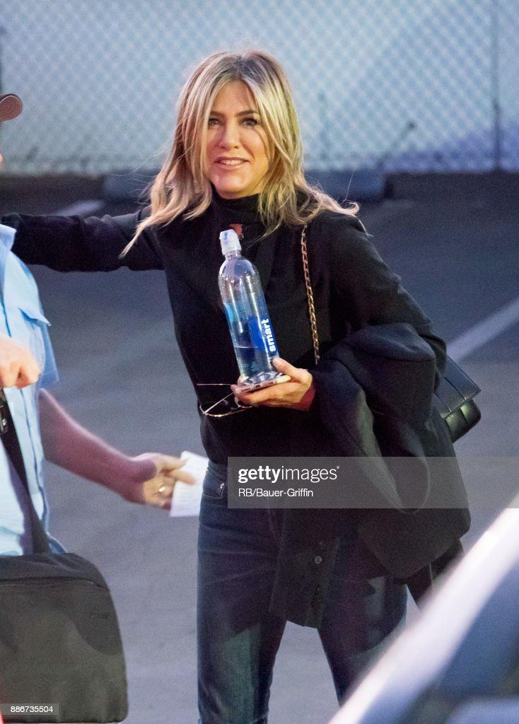 Celebrity Sightings In Los Angeles - December 05, 2017