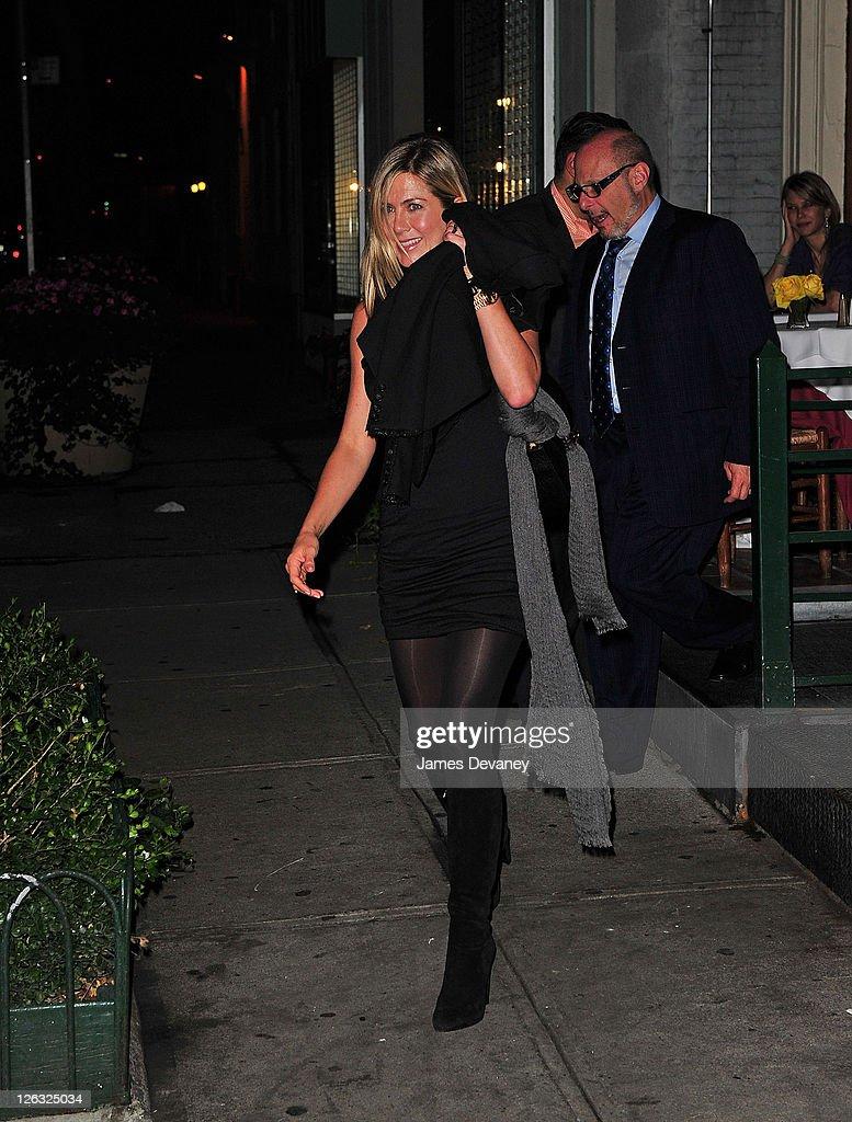 Celebrity Sightings In New York City - September 22, 2011 : News Photo