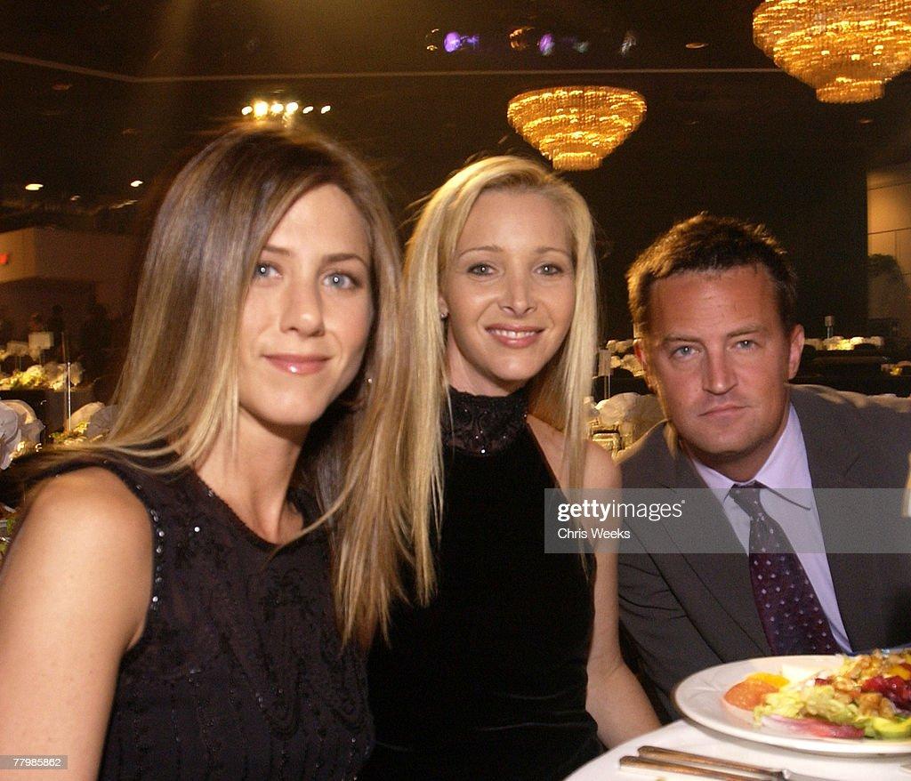 Jennifer Aniston, Lisa Kudrow & Matthew Perry *Exclusive