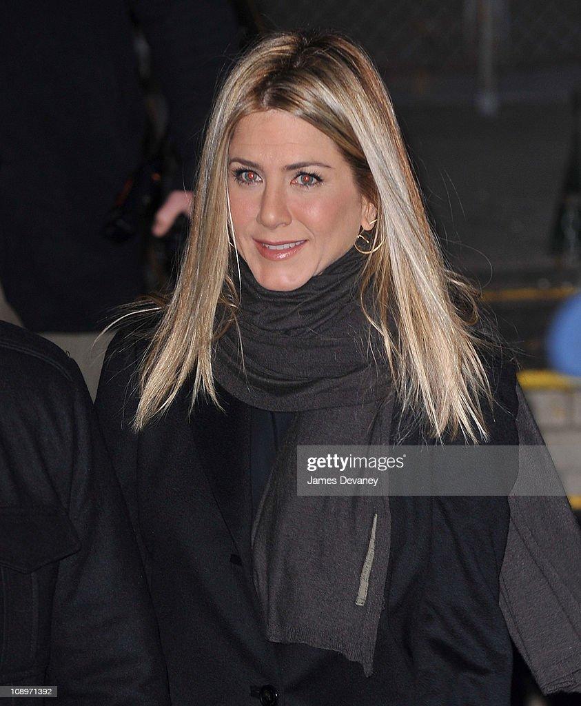 Celebrity Sightings In New York City - February 10, 2011 : News Photo