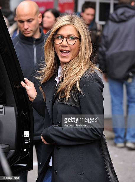 147 Jennifer Aniston Glasses Photos And Premium High Res Pictures Getty Images