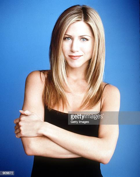 Jennifer Aniston stars in Friends 19992000 season Photo by Warner Bros NBC