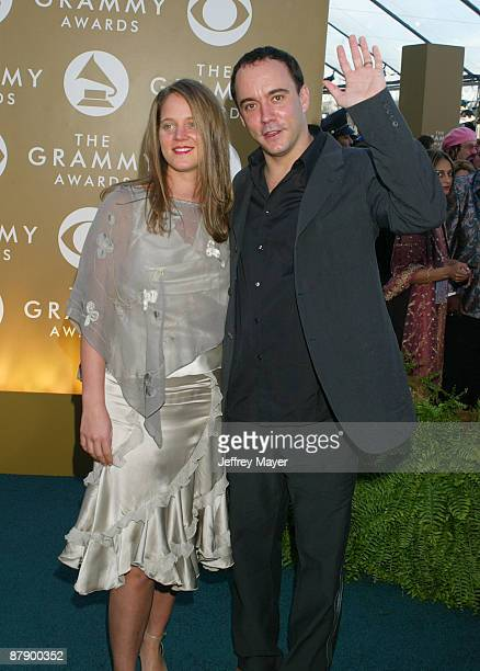Jennifer Ashley Harper and Dave Matthews