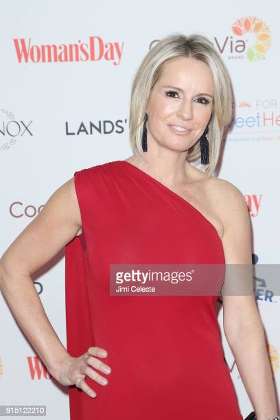 Jennifer Ashton MD attends Woman's Day Celebrates 15th Annual Red Dress Awards at Appel Room at Jazz at Lincoln Centerâ Frederick P Rose Hall on...