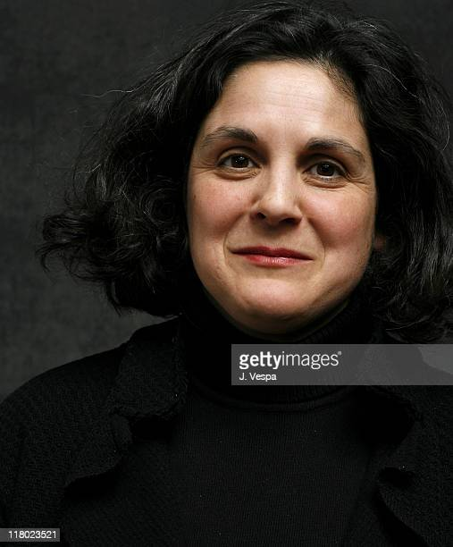 Jennifer Baichwal during 2007 Sundance Film Festival Manufactured Landscapes Portraits at Delta Sky Lodge in Park City Utah United States