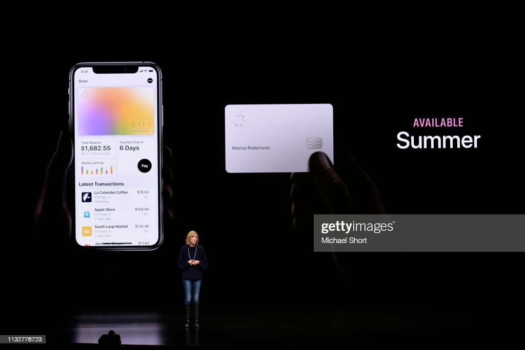 Apple Holds Product Launch Event In Cupertino : News Photo
