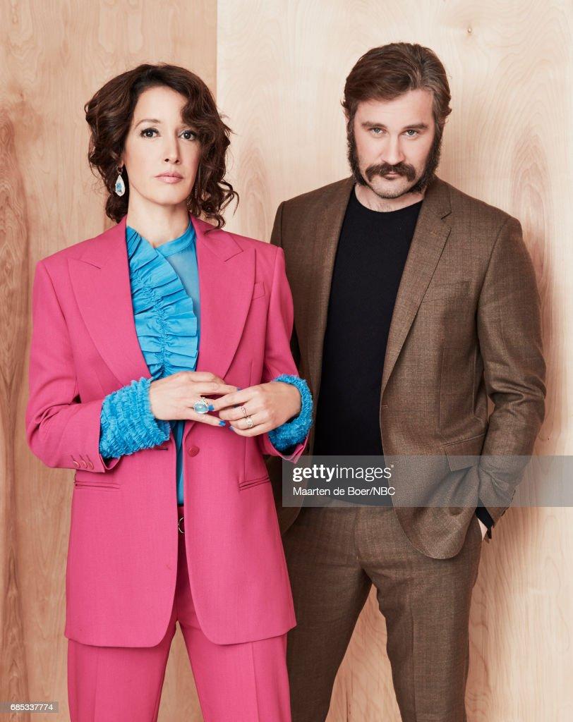 NBCUniversal Upfront Events - Season 2017 Portraits