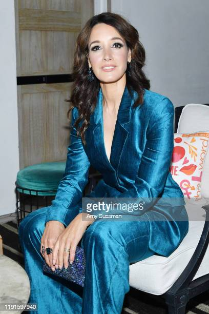 Jennifer Beals attends the after party for the premiere of Showtime's The L Word Generation Q at Hotel Figueroa on December 02 2019 in Los Angeles...
