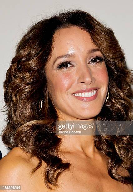 Jennifer Beals attends the American Cinematheque's 30th Anniversay Screening of 'Flashdance' at Aero Theatre on September 21 2013 in Santa Monica...