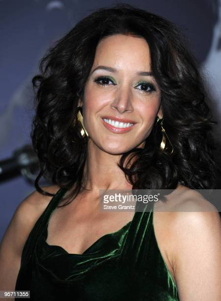 Jennifer Beals attends the 'The Book Of Eli' Los Angeles Premiere at Grauman's Chinese Theatre on January 11 2010 in Hollywood California