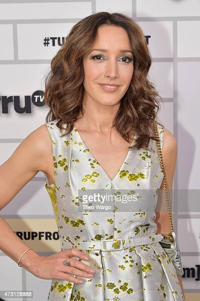 Jennifer Beals attends the Turner Upfront 2015 at Madison Square Garden on May 13 2015 in New York City JPG