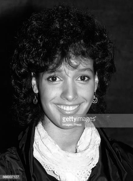 Jennifer Beals circa 1980s in New York City