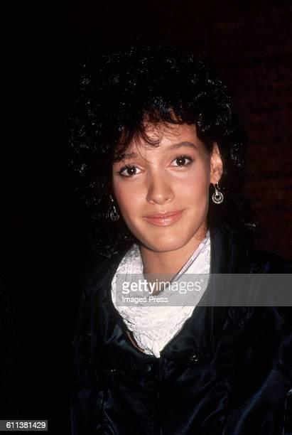 Jennifer Beals circa 1983 in New York City
