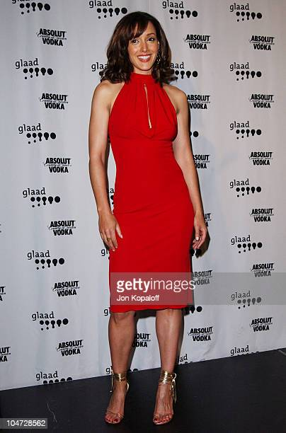 Jennifer Beals during 14th Annual GLAAD Media Awards Los Angeles at Kodak Theatre in Hollywood, California, United States.