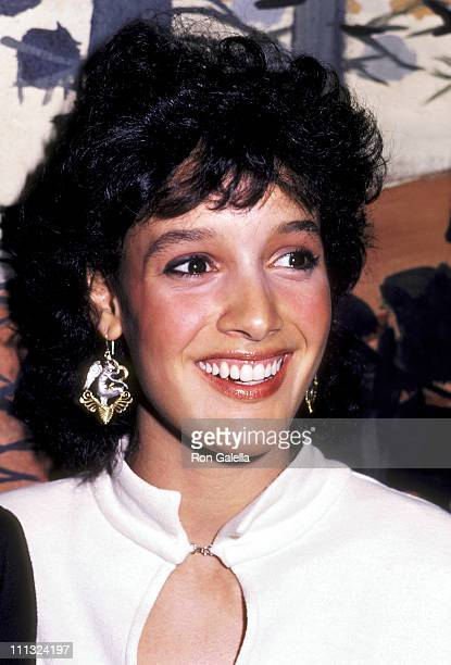 Jennifer Beals during 23rd Anniversary Installation Dinner for Women of the Motion Picture Industry at Hilton Hotel in New York City New York United...