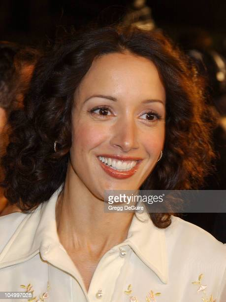 Jennifer Beals during 'High Crimes' Premiere at Mann Village Theatre in Westwood California United States