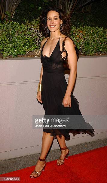 Jennifer Beals during Miramax Annual PreOscar Party Arrivals at St Regis Hotel in Century City California United States