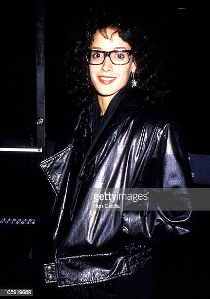 Jennifer Beals during Mountains of the Moon New York City Premiere at Loew's Theater in New York City New York United States