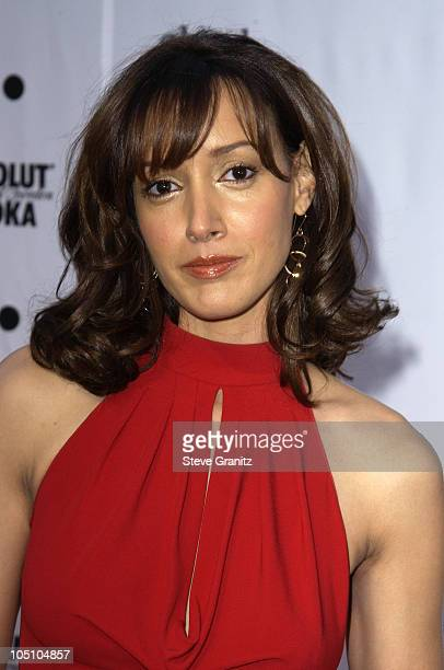 Jennifer Beals during The 14th Annual GLAAD Media Awards Los Angeles VIP Reception at Kodak Theatre in Hollywood California United States