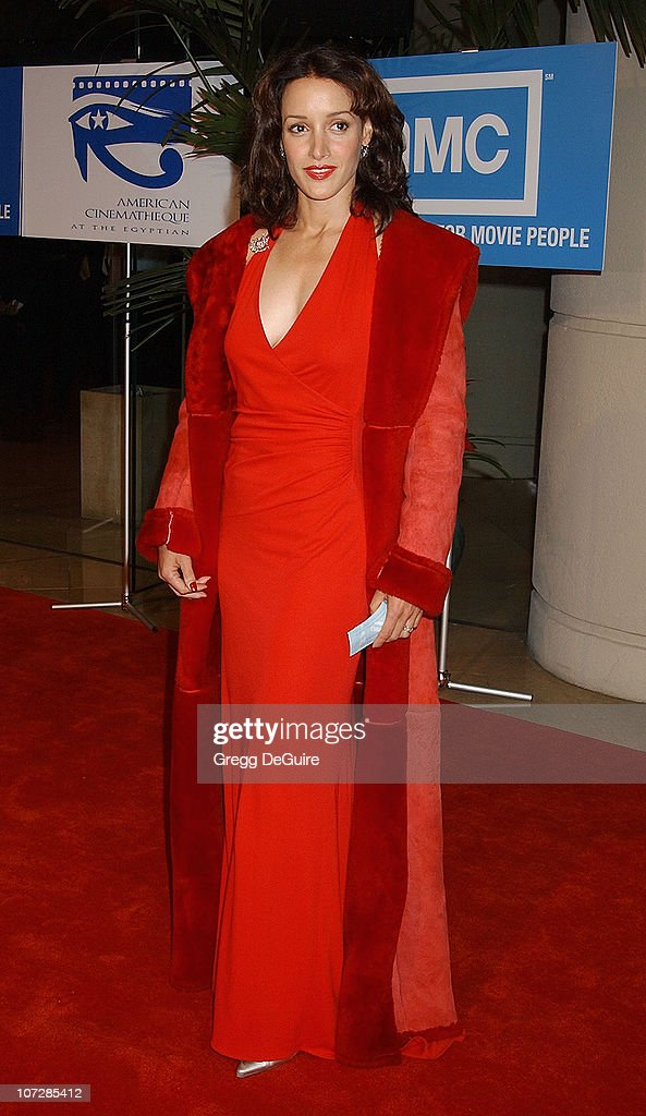 Jennifer Beals during The 17th Annual American Cinematheque Award Honoring Denzel Washington at Beverly Hilton Hotel in Beverly Hills, California, United States.