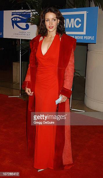Jennifer Beals during The 17th Annual American Cinematheque Award Honoring Denzel Washington at Beverly Hilton Hotel in Beverly Hills California...